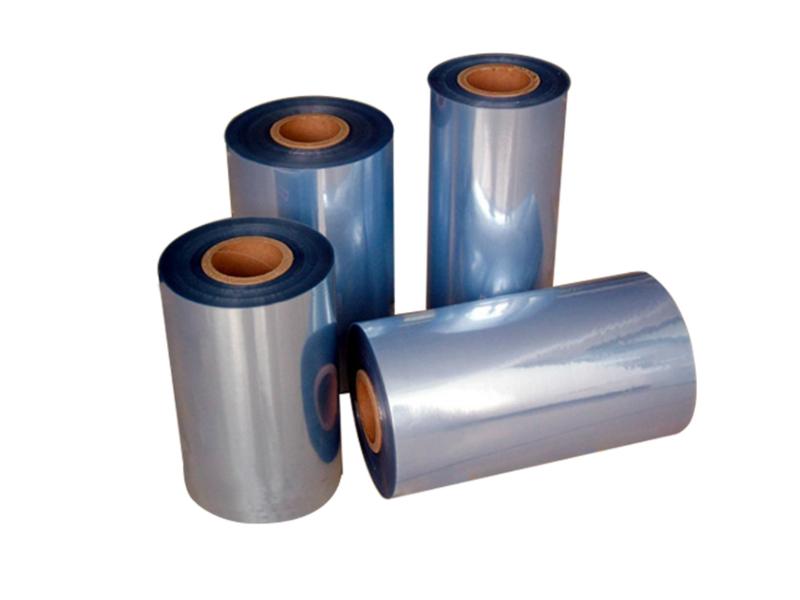 PVC-PVDC-PE-film rolls used in Pharmaceutical Packaging