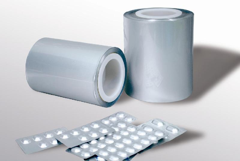 Image containing Alu Alu Foil Rolls and Strips used for Pharmaceutical Packaging