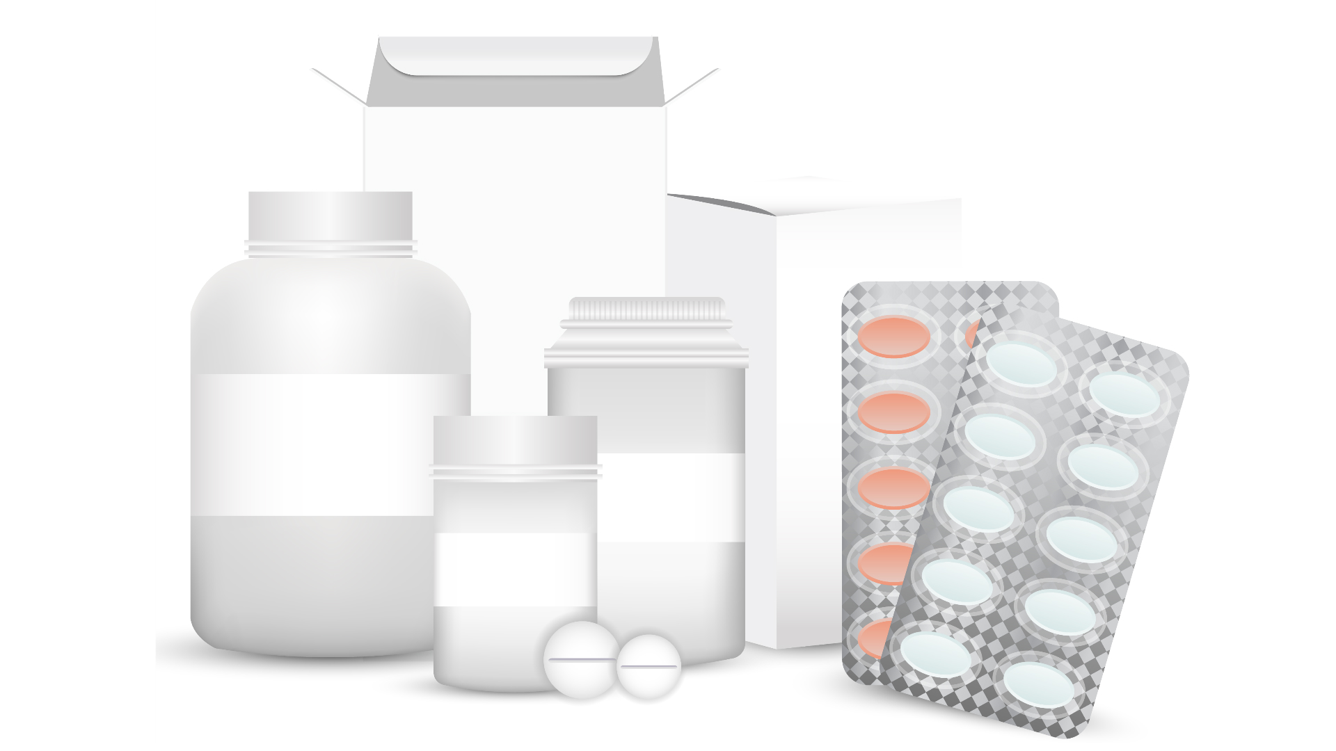 Collective Pharmaceutical Packaging Products-Home Page Background Image